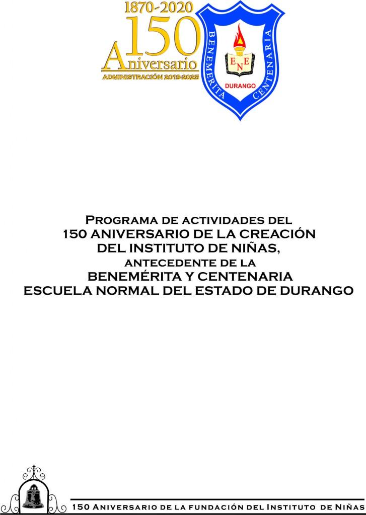 programa de 150