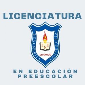 L. Educacion preescolar